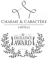 Charme & Caractere exellence award